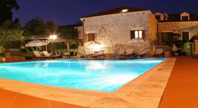 Small luxury hotels in croatia boutique hotels in for Boutique hotel croatie