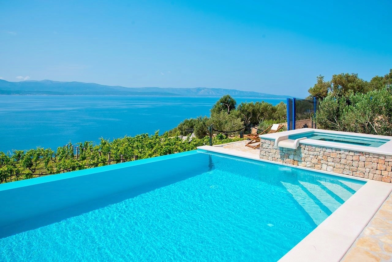 Sunny Cottage Bol Luxury Villa With Pool In Bol To Rent Holiday